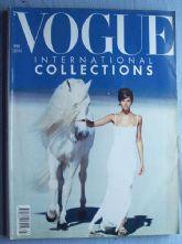Vogue Magazine - 1990 - March
